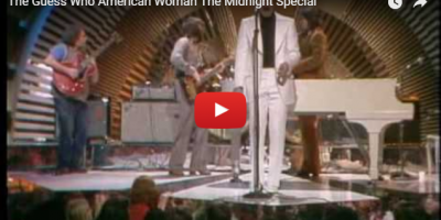 the guess who american woman midnight special video still