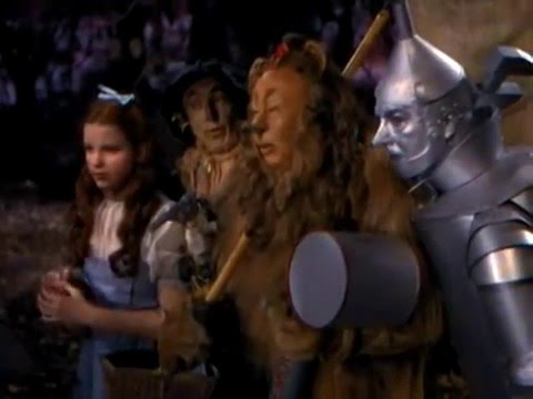 """WATCH: Pink Floyd's """"Dark Side of the Moon"""" synced up with """"The Wizard of Oz!"""""""