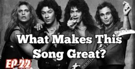 "WATCH: What Makes This Song Great? Van Halen's ""Running With the Devil"" – Rick Beato"