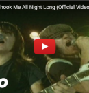 WATCH: AC/DC – You Shook Me All Night Long (Official Video)