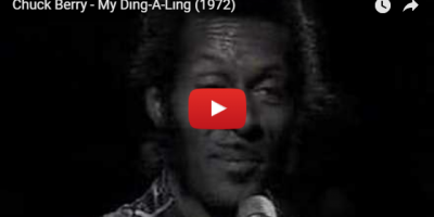 chuck berry my dingaling video still