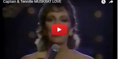 captain and tennille muskrat love video still