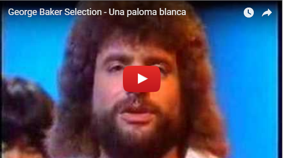 george baker selection una paloma blanca video still