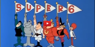 Saturday Morning TV: 1967-68 (Rare promos, bumpers for Spider-man, Herculoids, Space Ghost, etc.