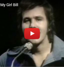 "WATCH: Jim Stafford sings ""My Girl Bill"" LIVE – UK Gold"