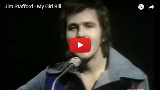 jim stafford my girl bill video still