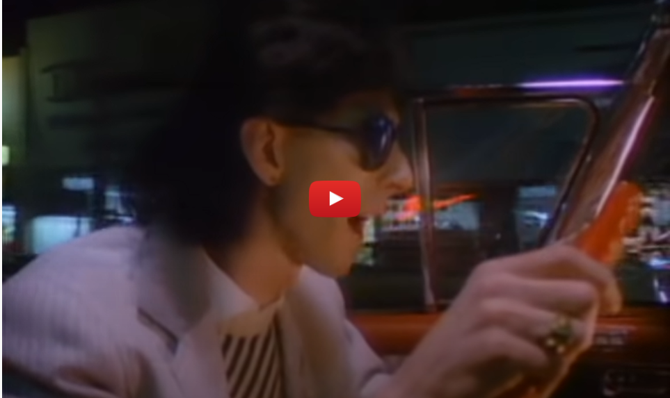 The Cars – 'Shake It Up' Music Video – 1982