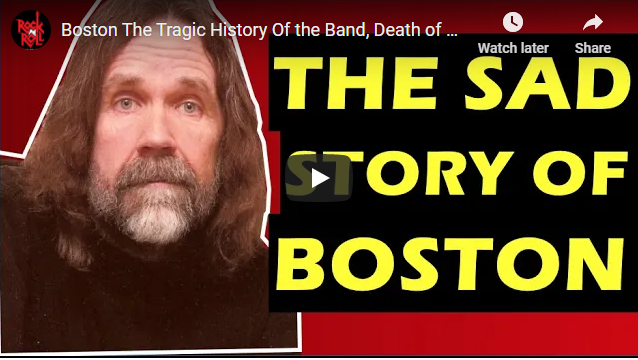 VIDEO: Boston The Tragic History Of the Band, Death of Brad Delp & Tom Scholz Perfectionism