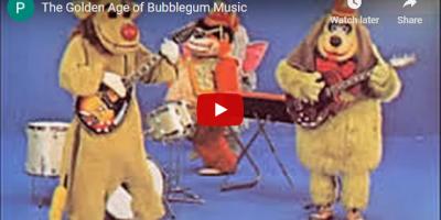 The Golden Age of Bubblegum Music
