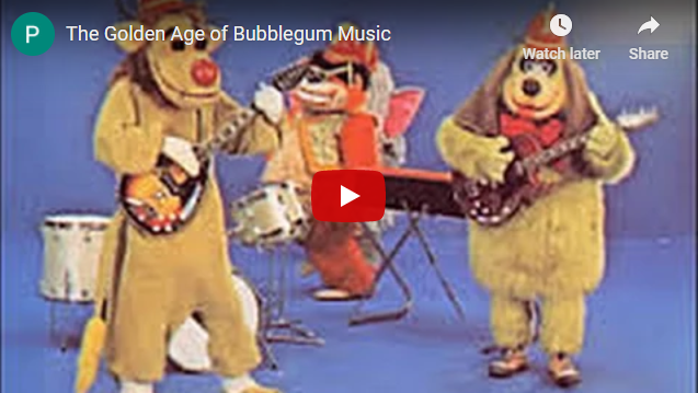 The Golden Age of Bubblegum Music