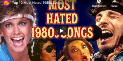 Top 10 Most Hated 1980s Songs