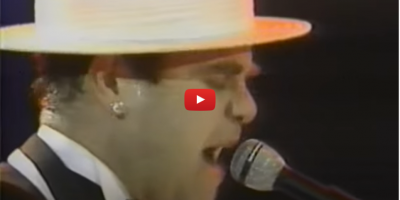 Elton John - Kiss the Bride - Wembley 1984